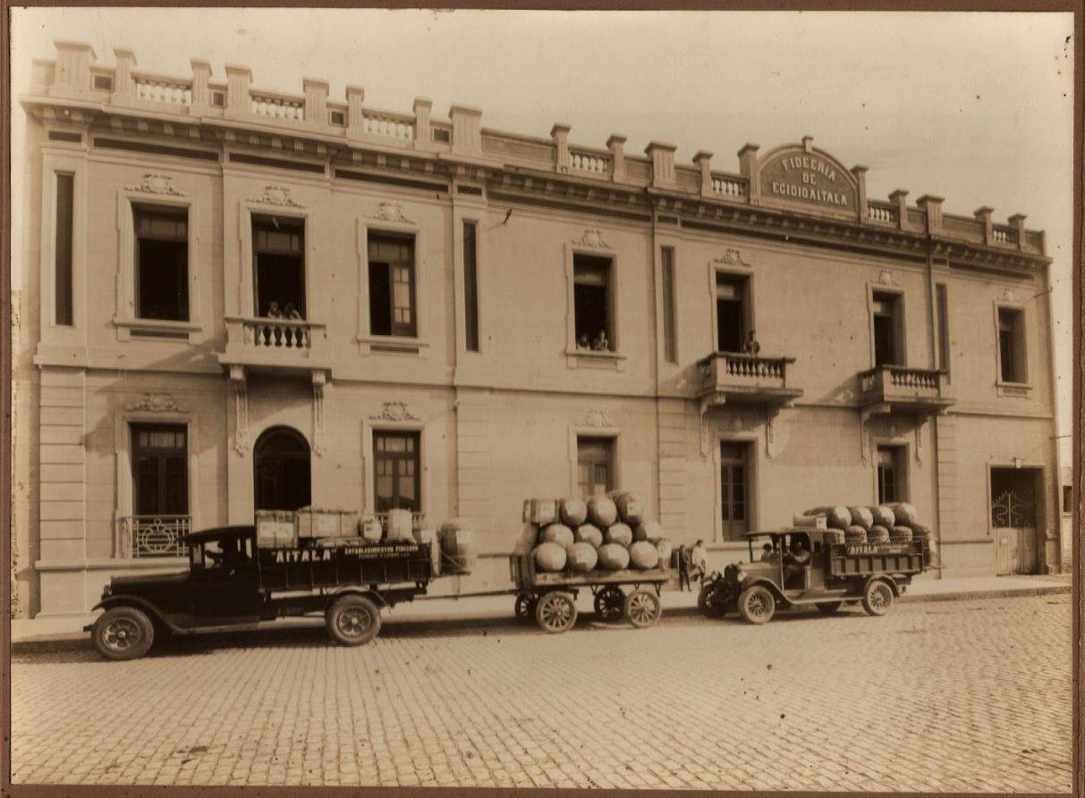 UIFRA - Historia